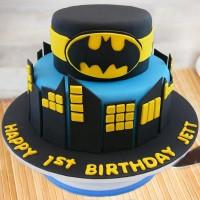 Batman Theme Cakes